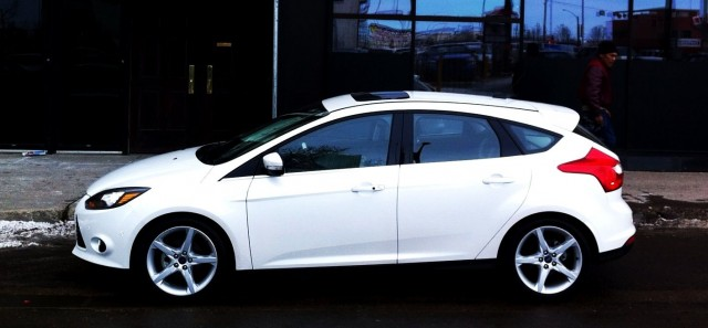 2012 ford focus s sedan review