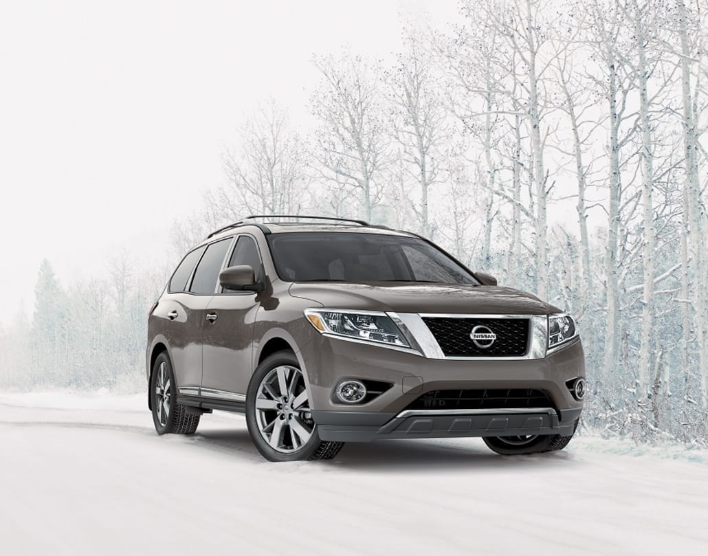 Review: 2013 Nissan Pathfinder SL 4×4 U2013 Wildsau