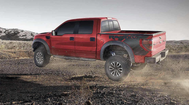 Ford Raptor Mpg >> Ford F-150 Roundup Review: Harley Davidson, King Ranch and ...