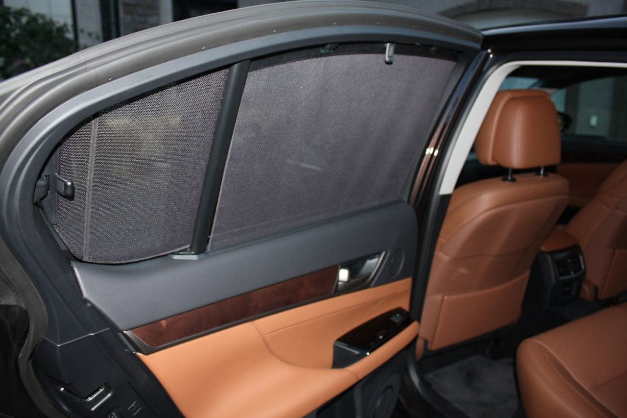 Rear Door Sunshades Wildsau