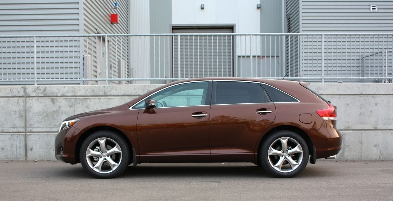 Quick Take: 2013 Toyota Venza (Review) U2013 Wildsau