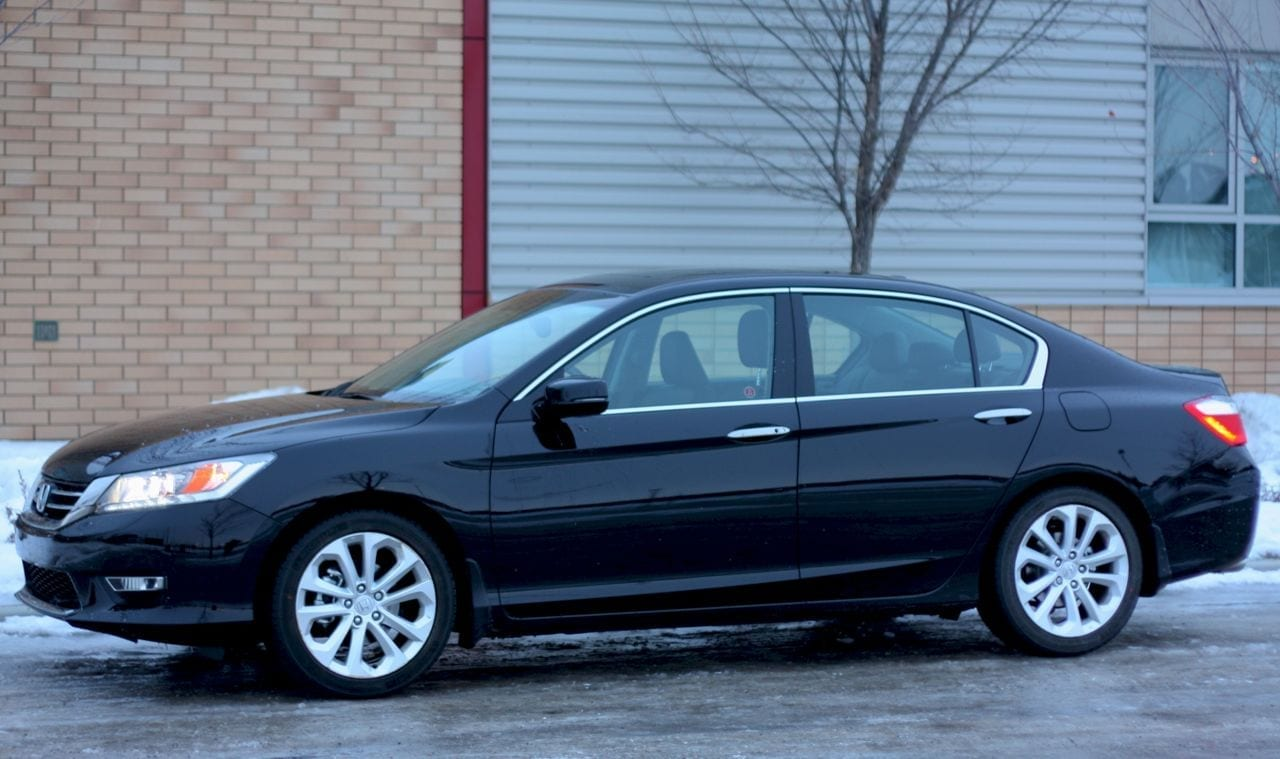 Review: 2013 Honda Accord Touring V6 U2013 Wildsau
