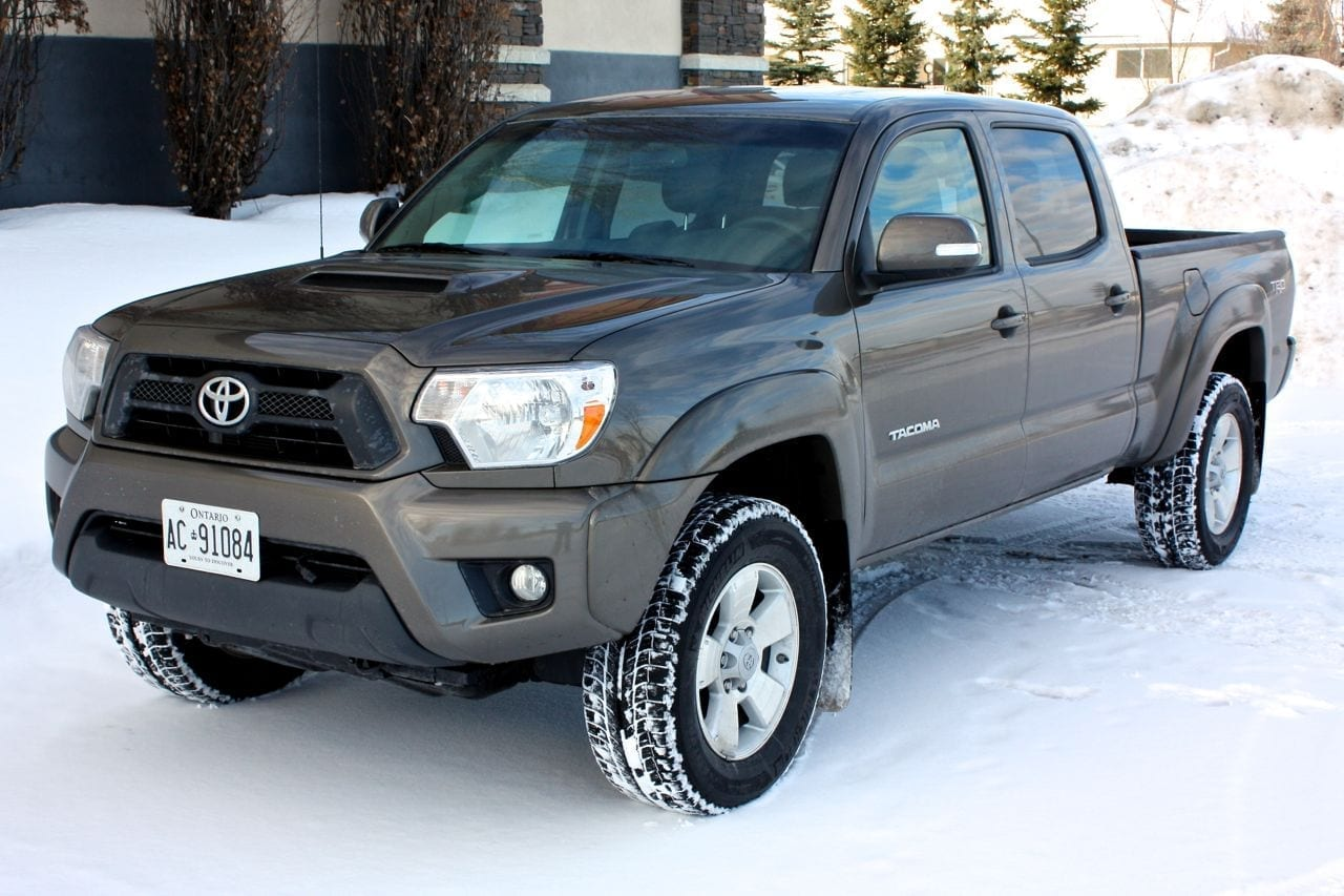2013 toyota tacoma 4 4 doublecab v6 review sun toyota on. Black Bedroom Furniture Sets. Home Design Ideas