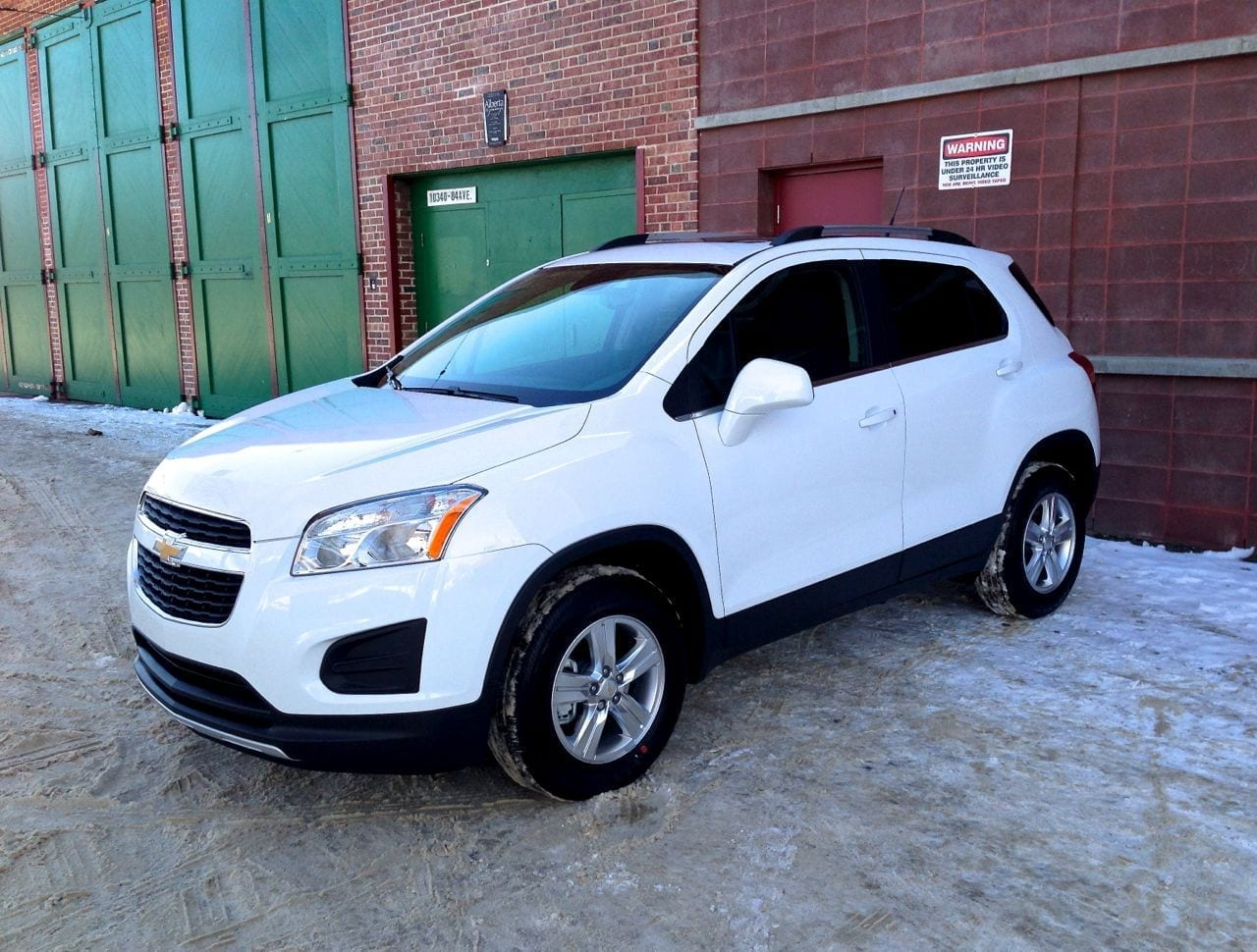 Review 2013 chevrolet trax lt wildsau front quarter 2 sciox Image collections