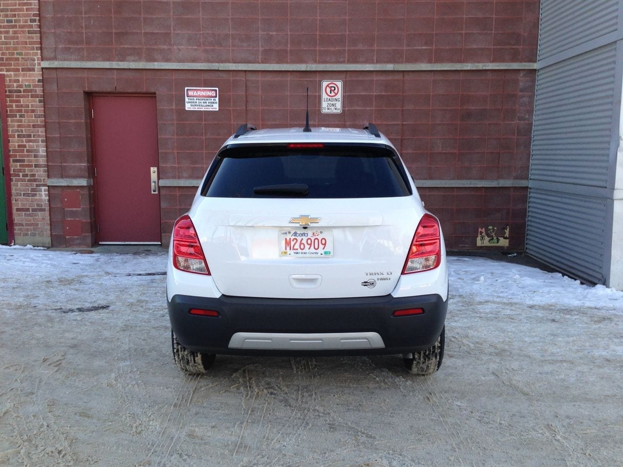 Review 2013 chevrolet trax lt wildsau review 2013 chevrolet trax lt sciox Image collections