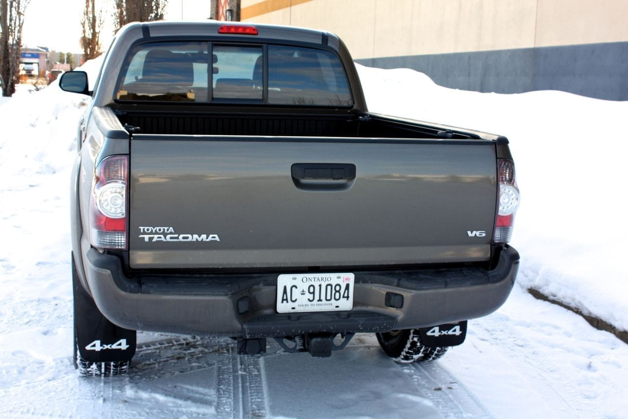 2013 Toyota Tacoma 4x4 DoubleCab V6 Review - Toyota on the Trail