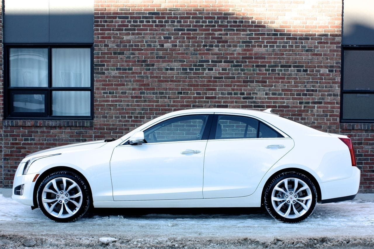 Review 2013 Cadillac Ats 2 0t Awd Wildsau Ca
