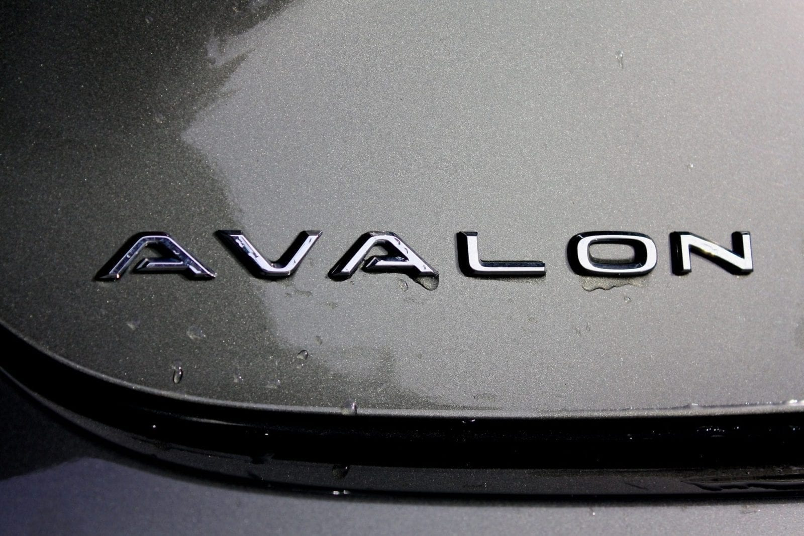 Avalon badge