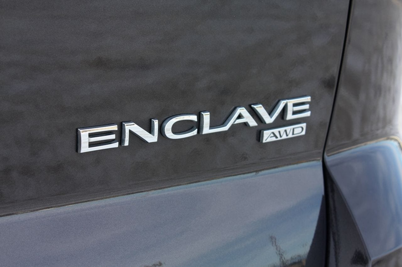 Enclave badge