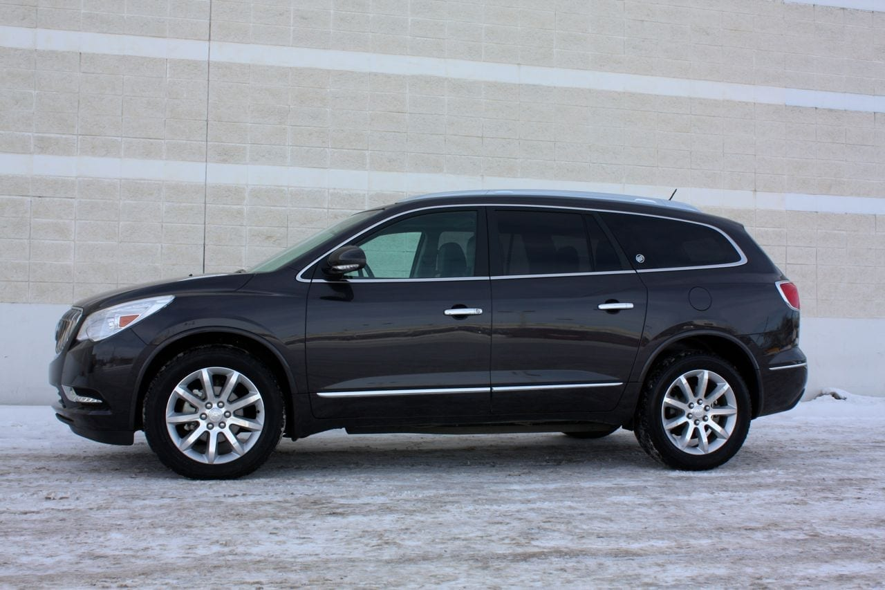 a road trip in the 2013 buick enclave (review) | wildsau.ca