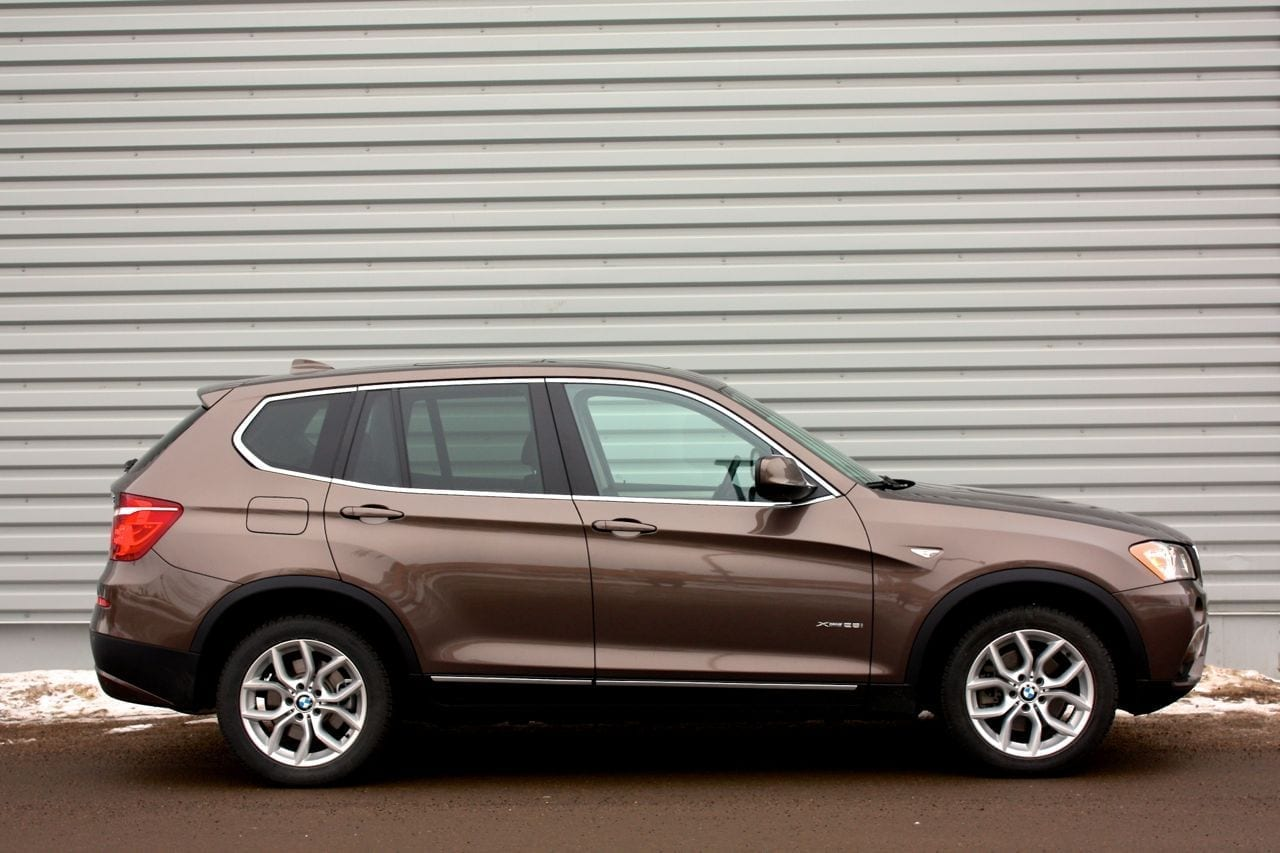 Review 2013 Bmw X3 Xdrive28i Wildsau Ca