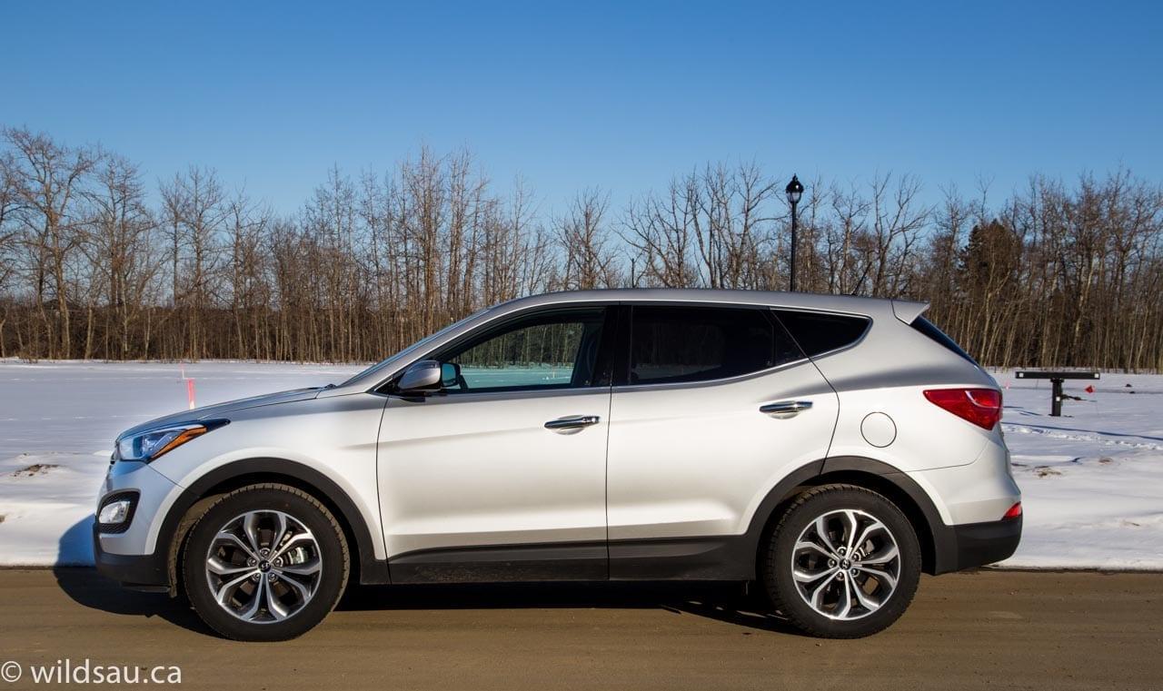 Review 2013 Hyundai Santa Fe Sport 2 0t Awd Se Wildsau Ca