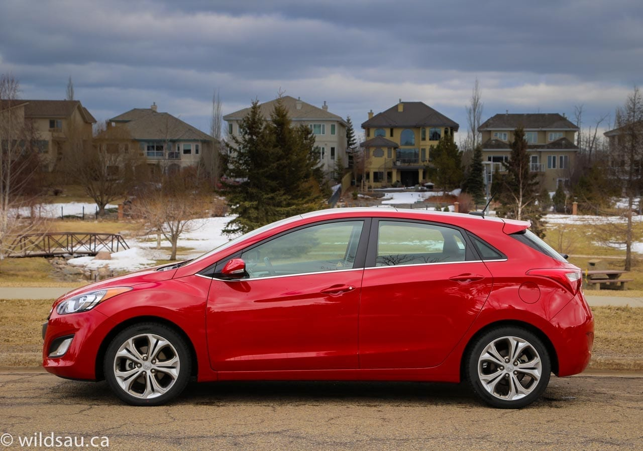 Review: 2013 Hyundai Elantra GT SE U2013 Wildsau