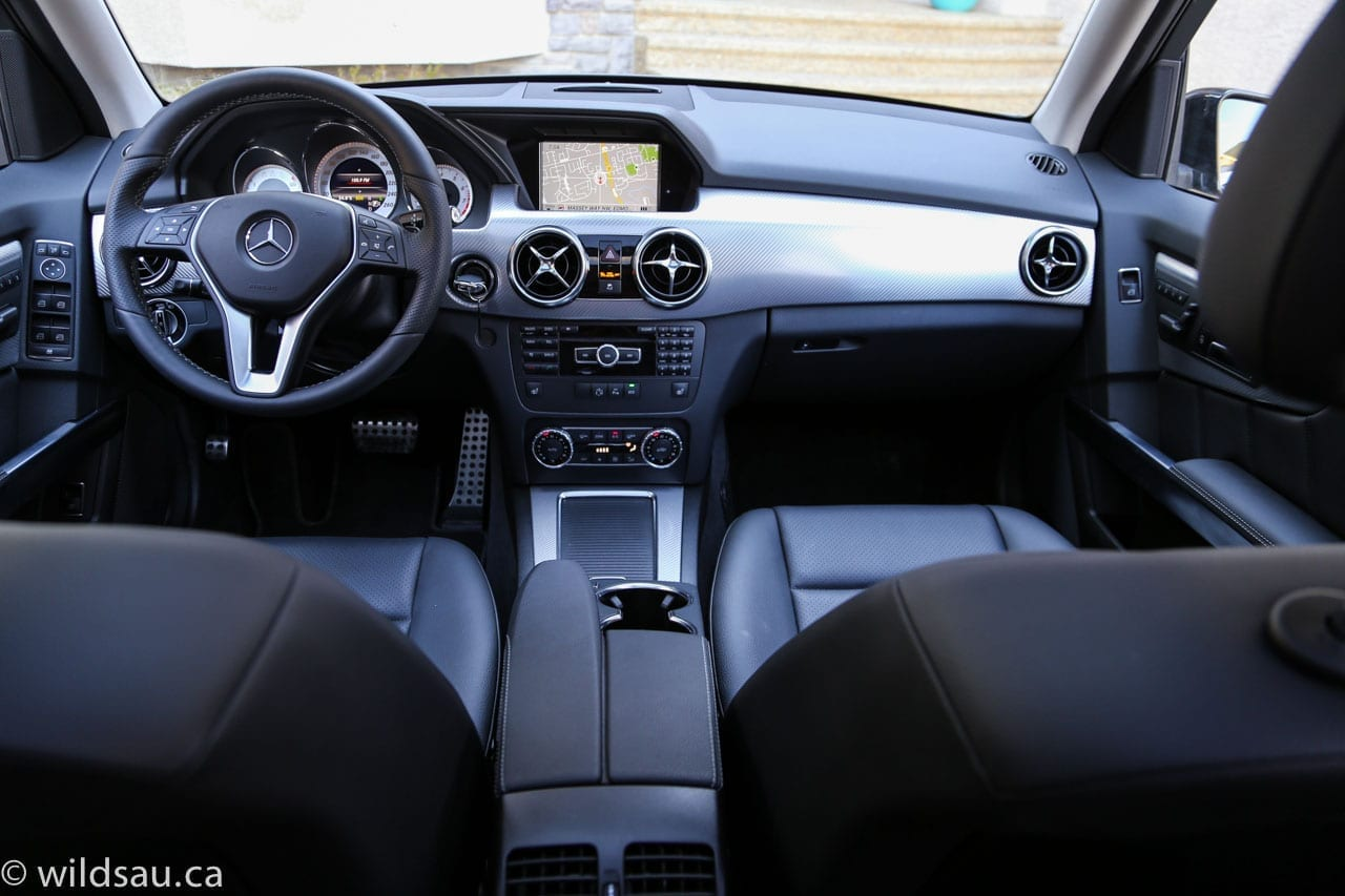 the heated seats are extremely comfortable and power adjustable even the headrest is powered both front seats have a 3 position memory setting - Mercedes Glk 2013 Interior