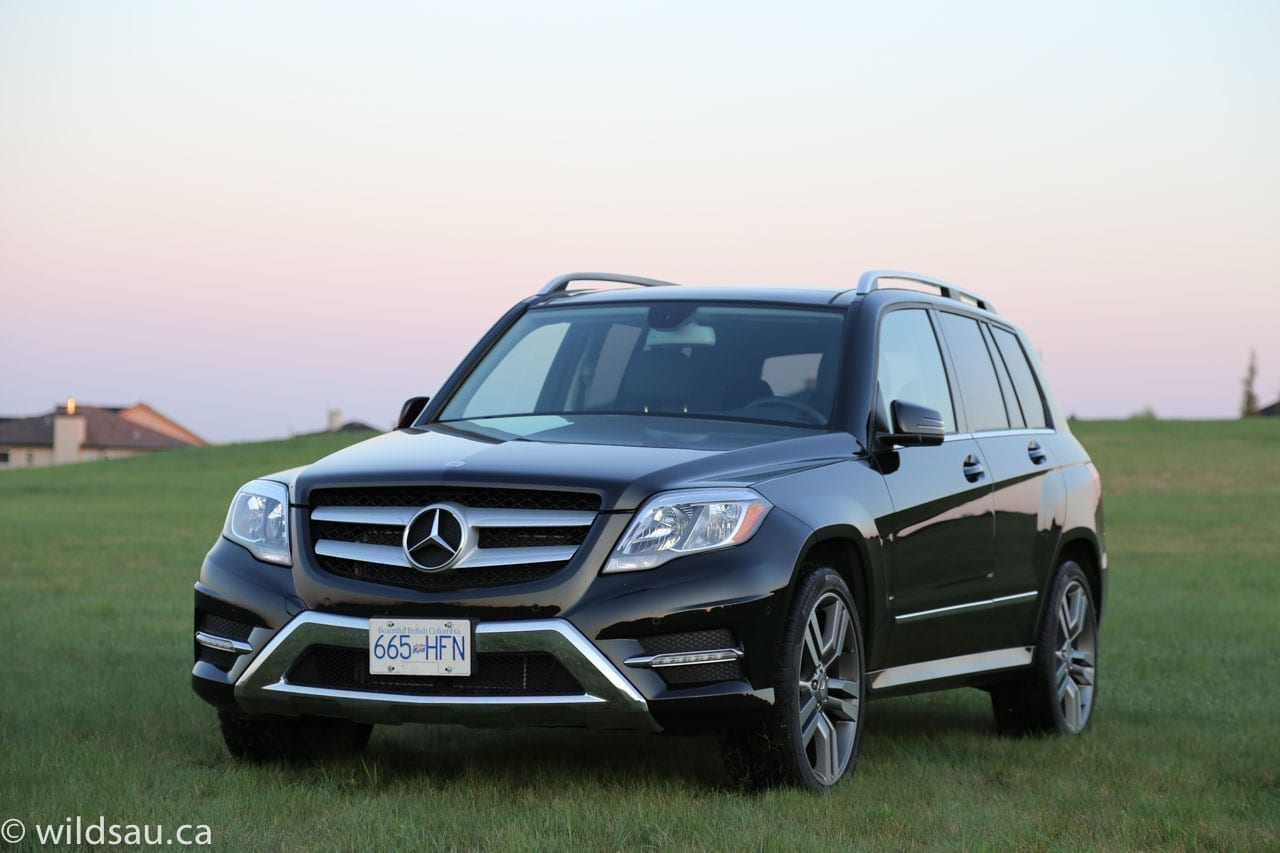 review 2013 mercedes benz glk 350 4matic wildsau