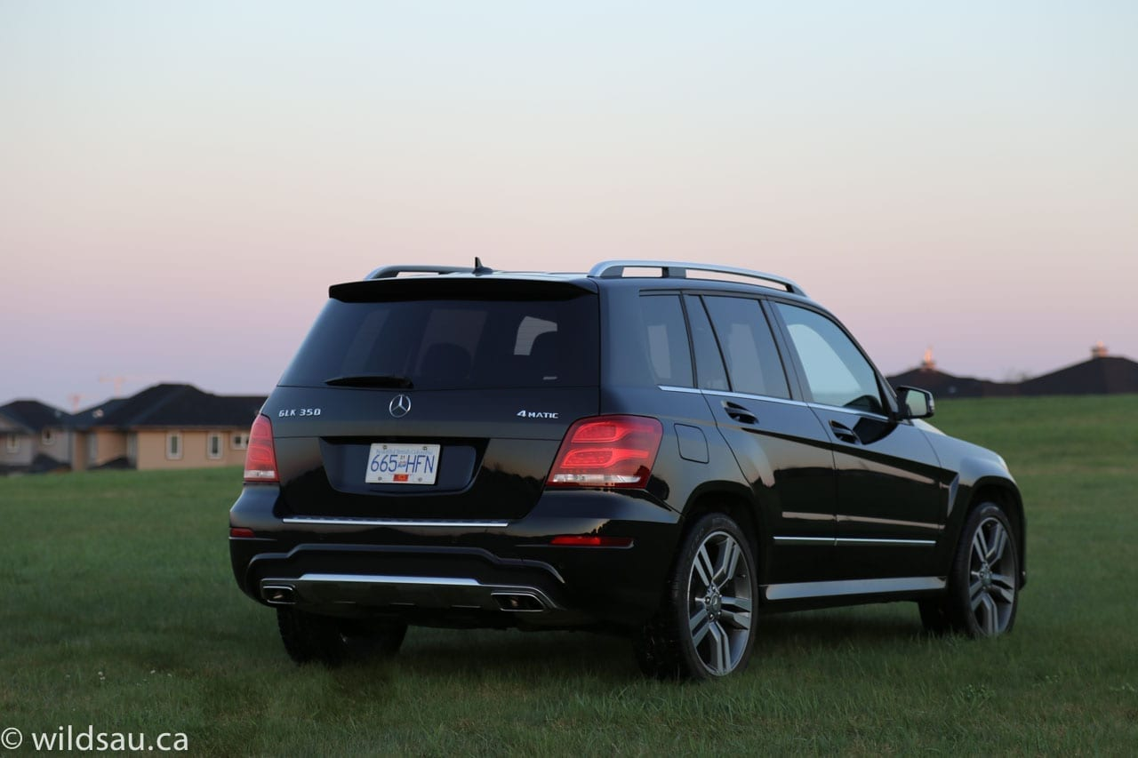 Review 2013 mercedes benz glk 350 4matic for Mercedes benz box suv