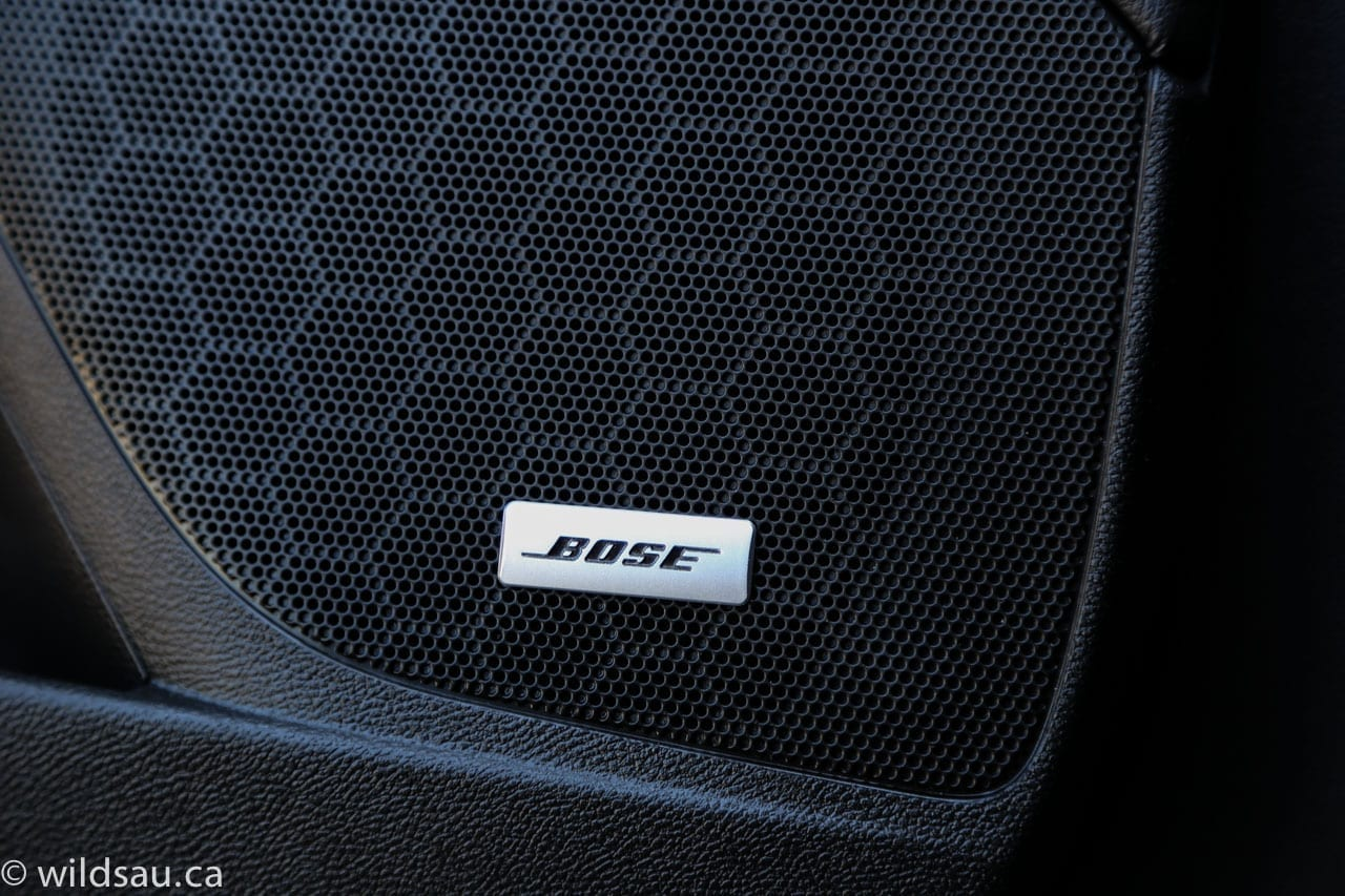 BOSE grille