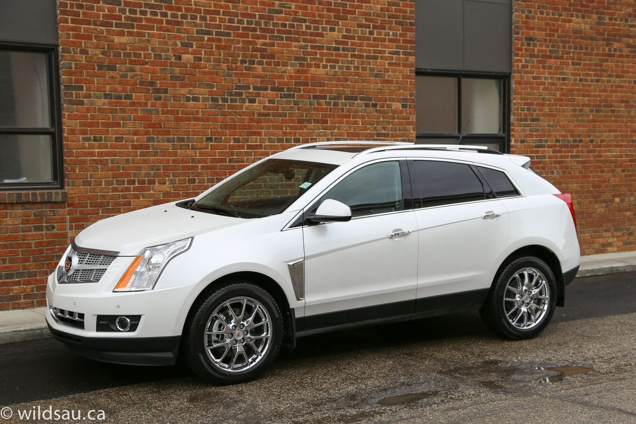 Review 2013 Cadillac Srx Wildsau