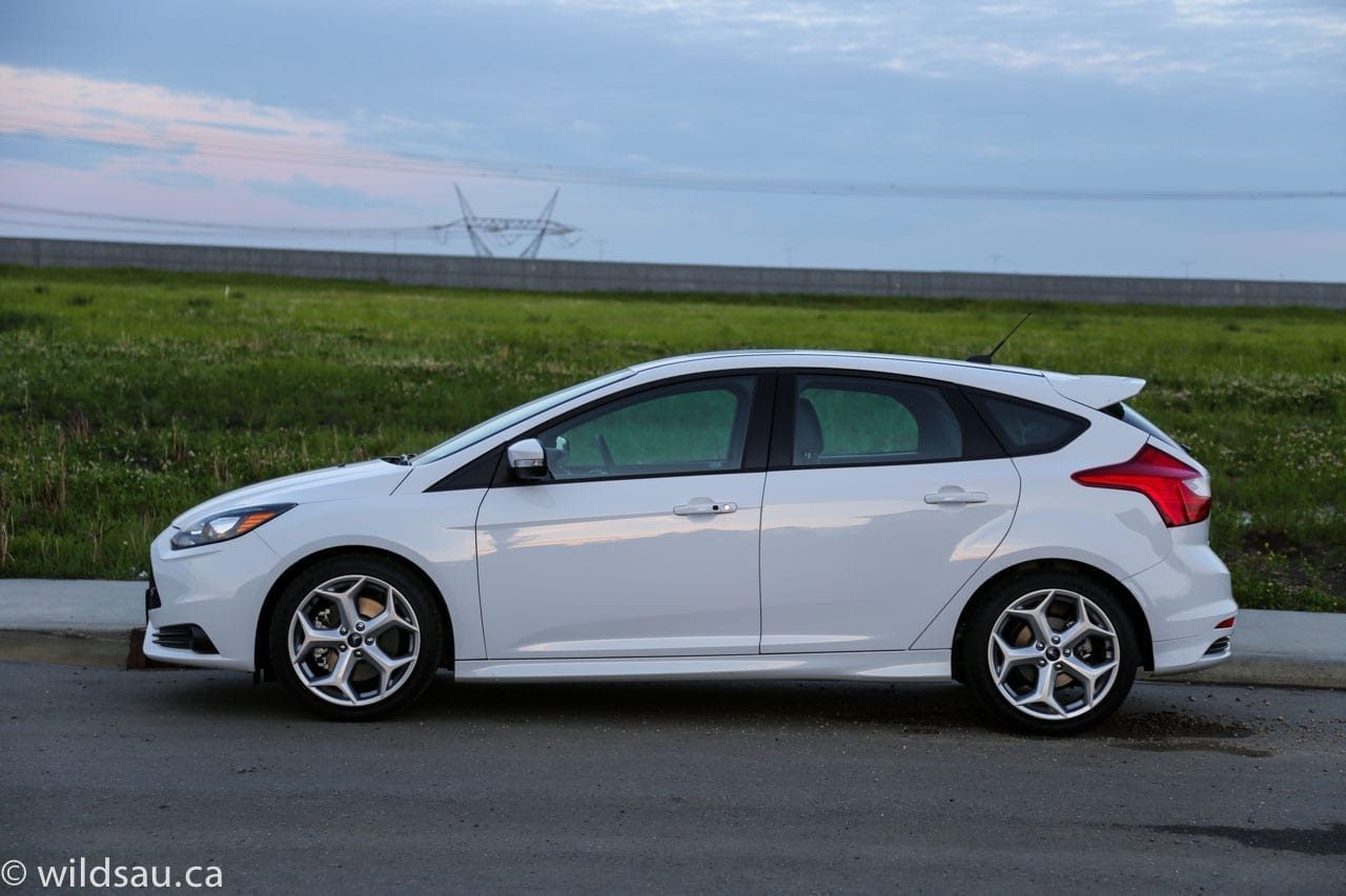 review  2013 ford focus st