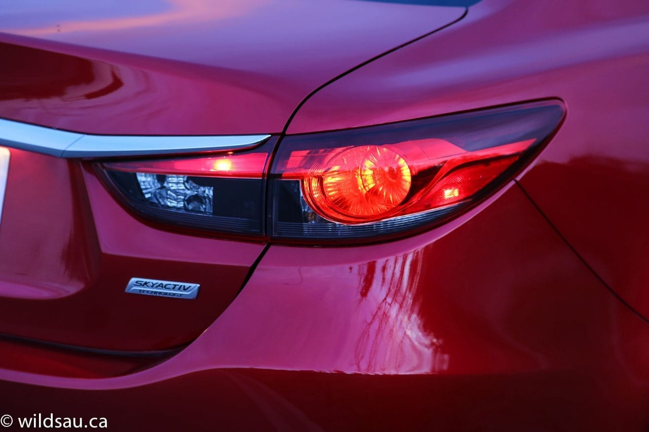 tail light skyactiv