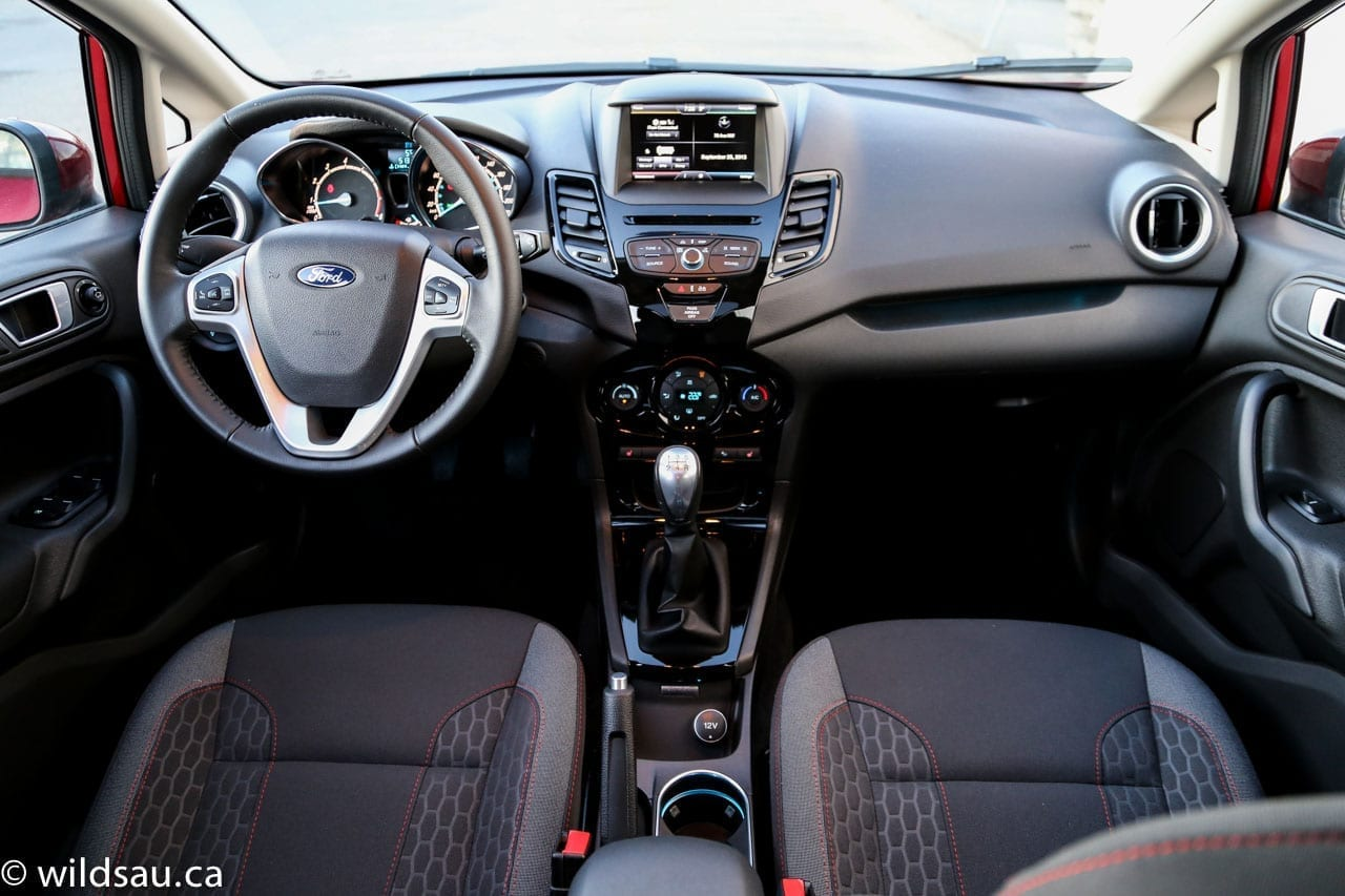 The Fiesta Lets You Customize Interior Lighting Scheme Allowing To Choose From A Number Of Colors