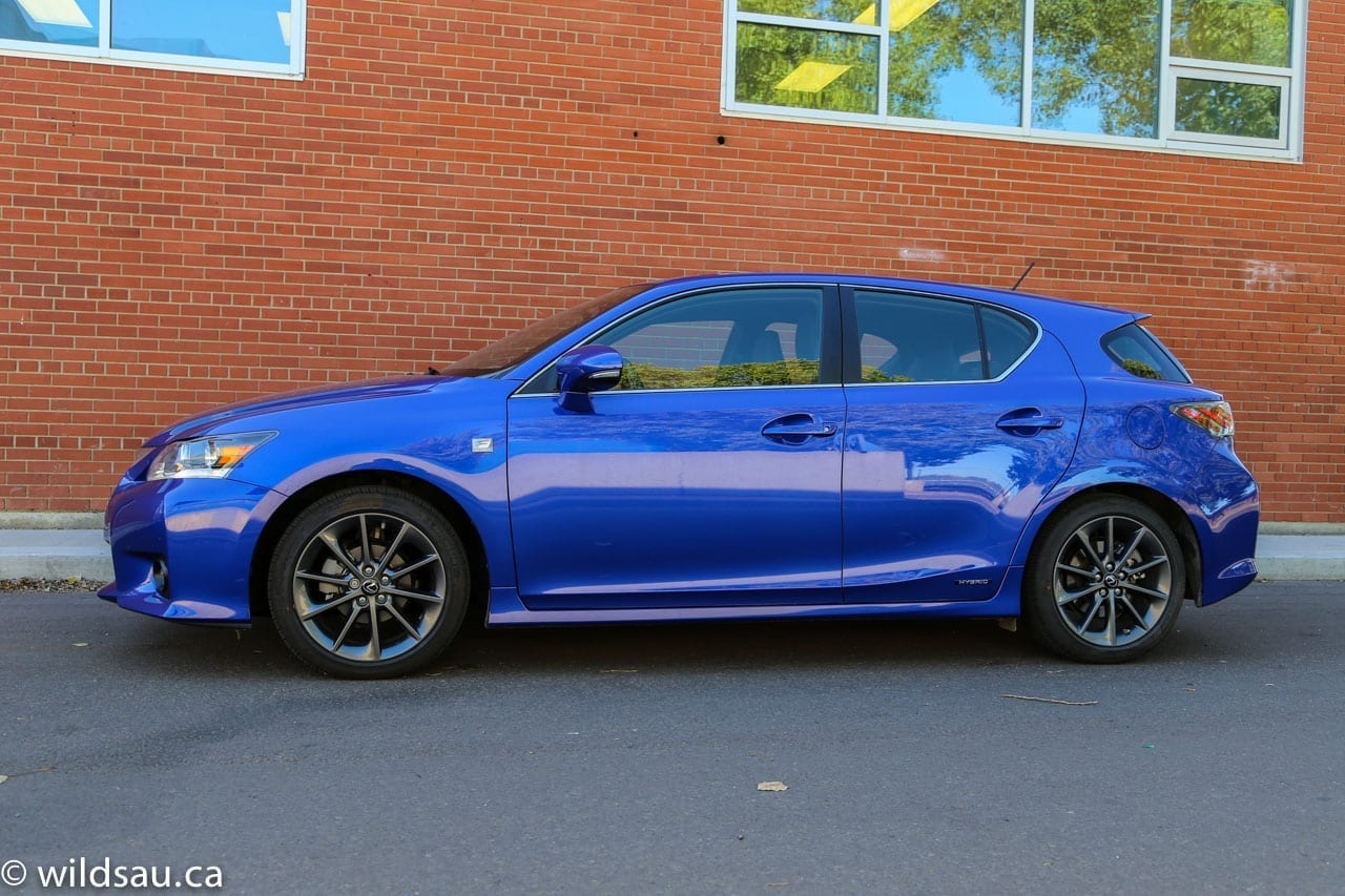 Quick Take: 2013 Lexus CT 200h (Review) U2013 Wildsau