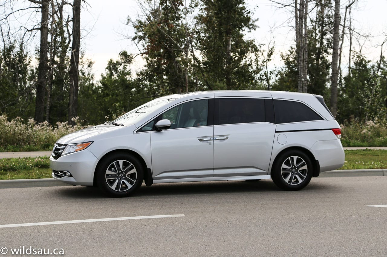 Review: 2014 Honda Odyssey Touring U2013 Wildsau