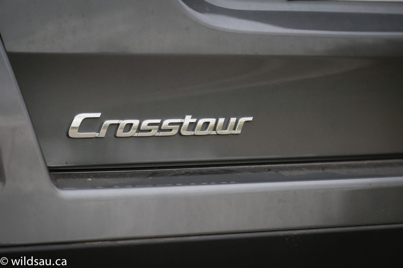 Crosstour badge