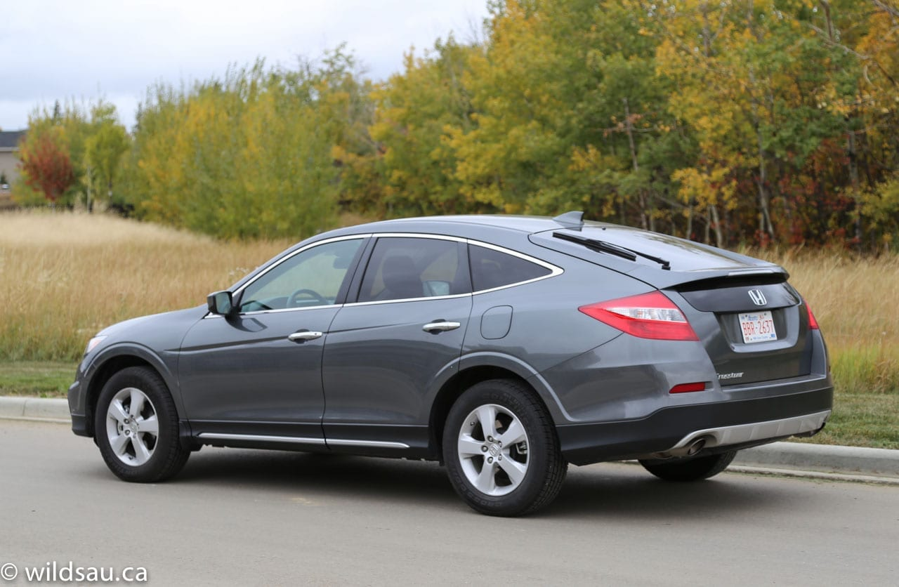 Review 2013 Honda Crosstour – Wildsau