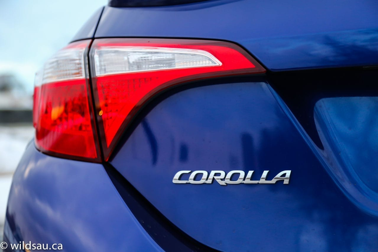 corolla badge