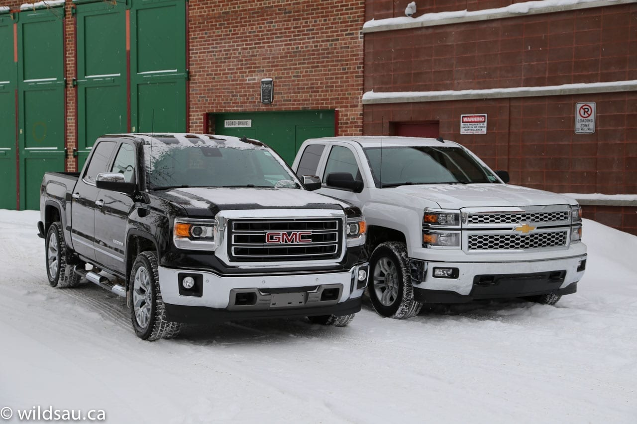 Silverado Vs Sierra >> Review: 2014 Chevy Silverado and GMC Sierra – Wildsau