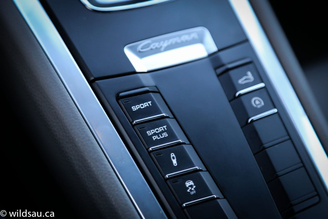 driving modes