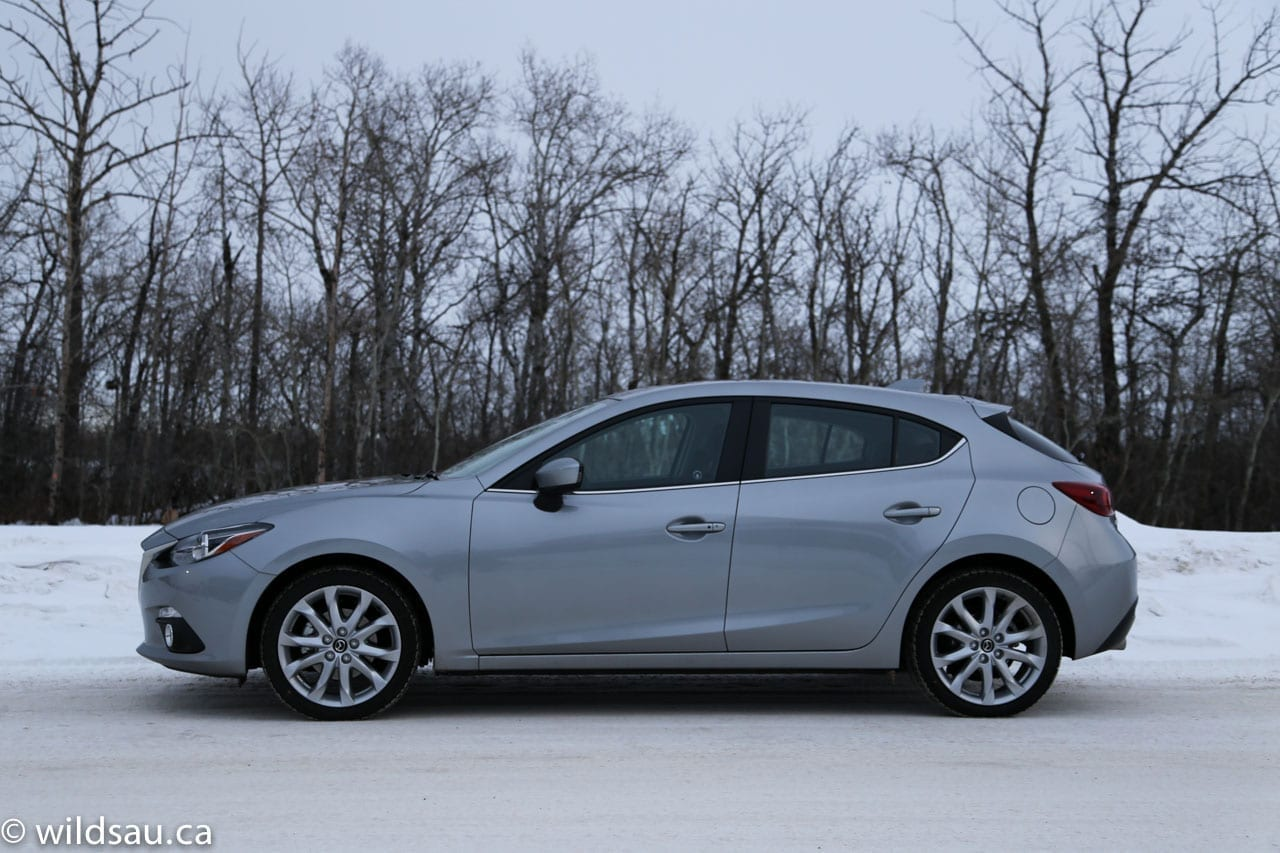 Review: 2014 Mazda3 Sport GT U2013 Wildsau