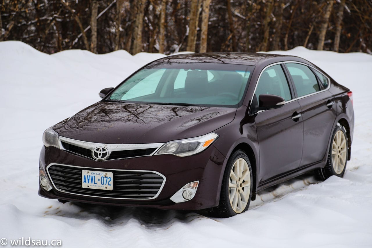 quick take 2014 toyota avalon review wildsau. Black Bedroom Furniture Sets. Home Design Ideas