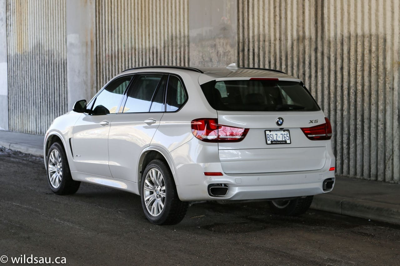 Review 2014 Bmw X5 Xdrive 35i Wildsau Ca