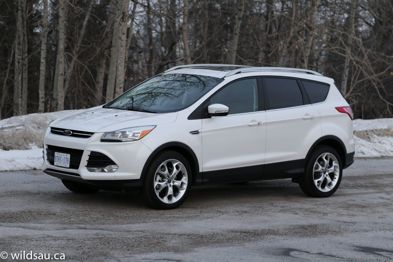 Best Off Road Vehicle Of All Time >> Review: 2014 Ford Escape Titanium 4WD | Wildsau.ca
