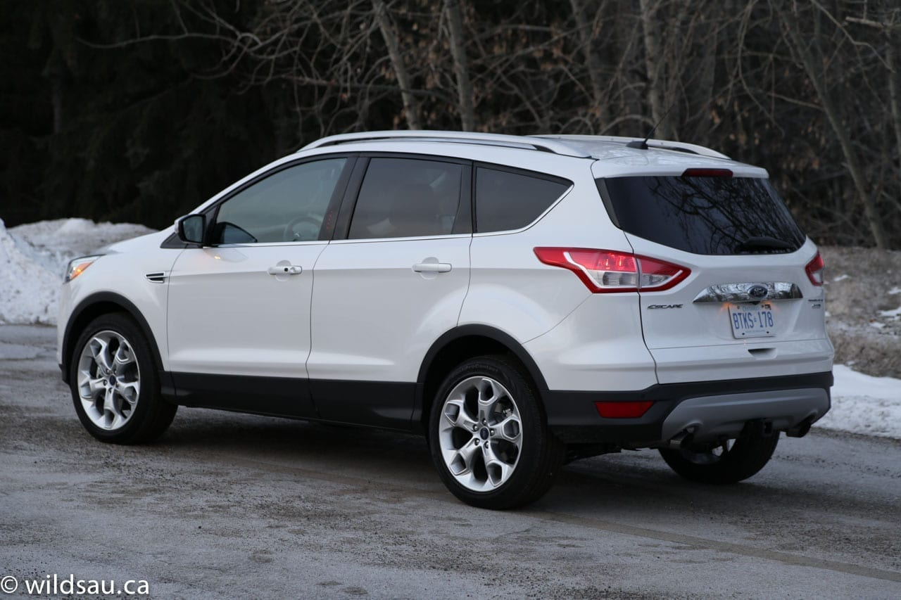 review 2014 ford escape titanium 4wd. Cars Review. Best American Auto & Cars Review