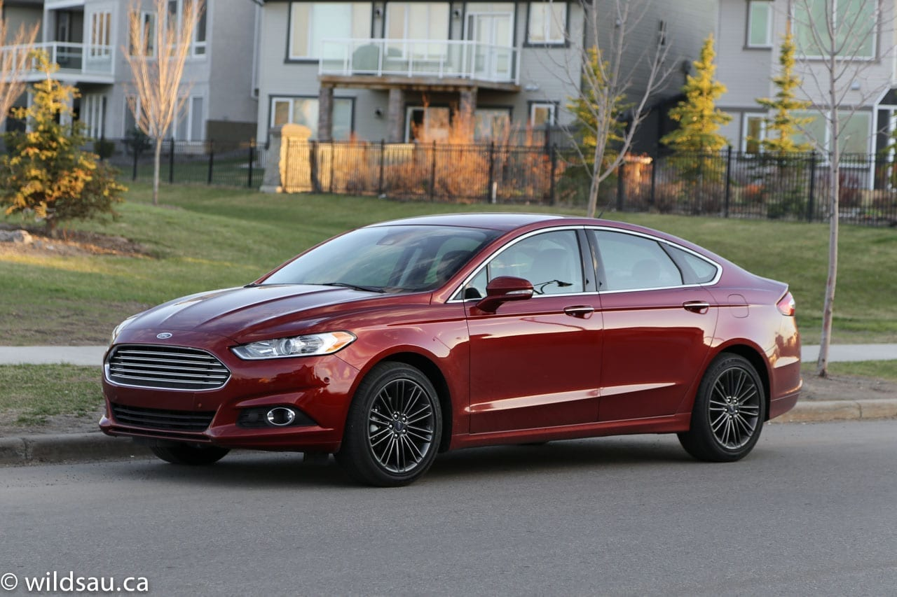 Review: 2014 Ford Fusion SE | Wildsau.ca