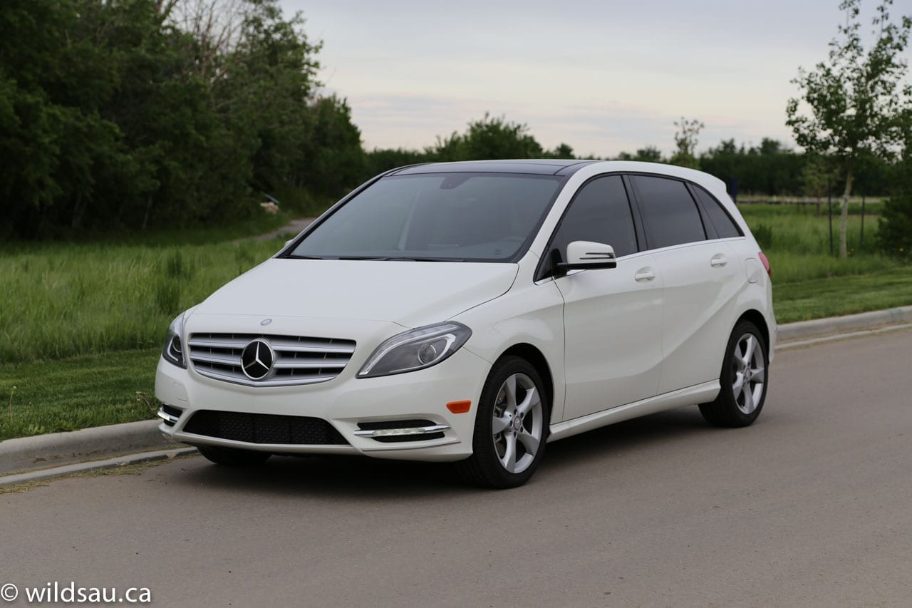Review 2014 mercedes benz b250 for Mercedes benz b class review