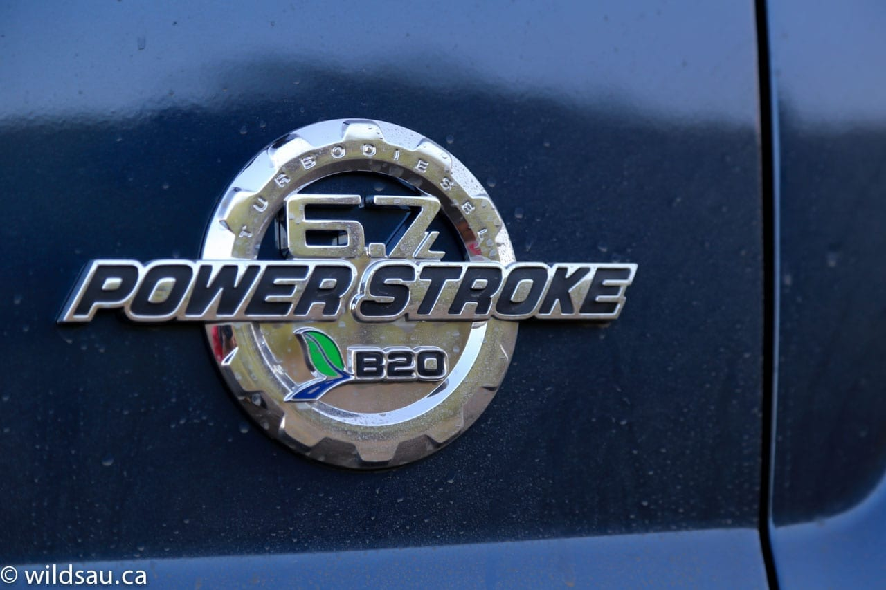 power stroke badge