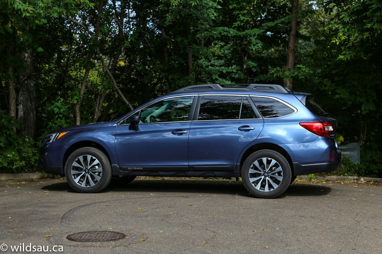 Review 2015 Subaru Outback