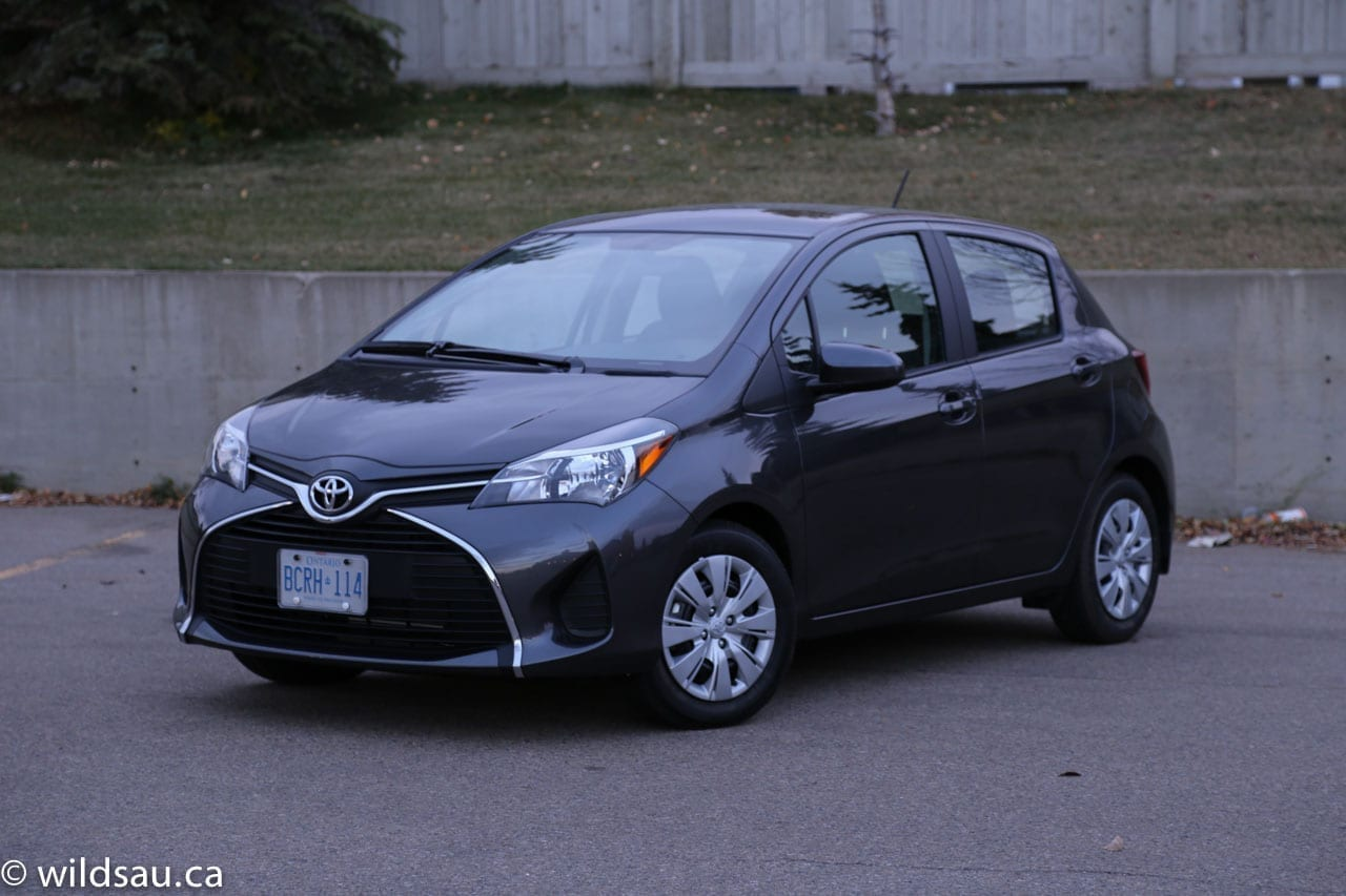 review 2015 toyota yaris. Black Bedroom Furniture Sets. Home Design Ideas