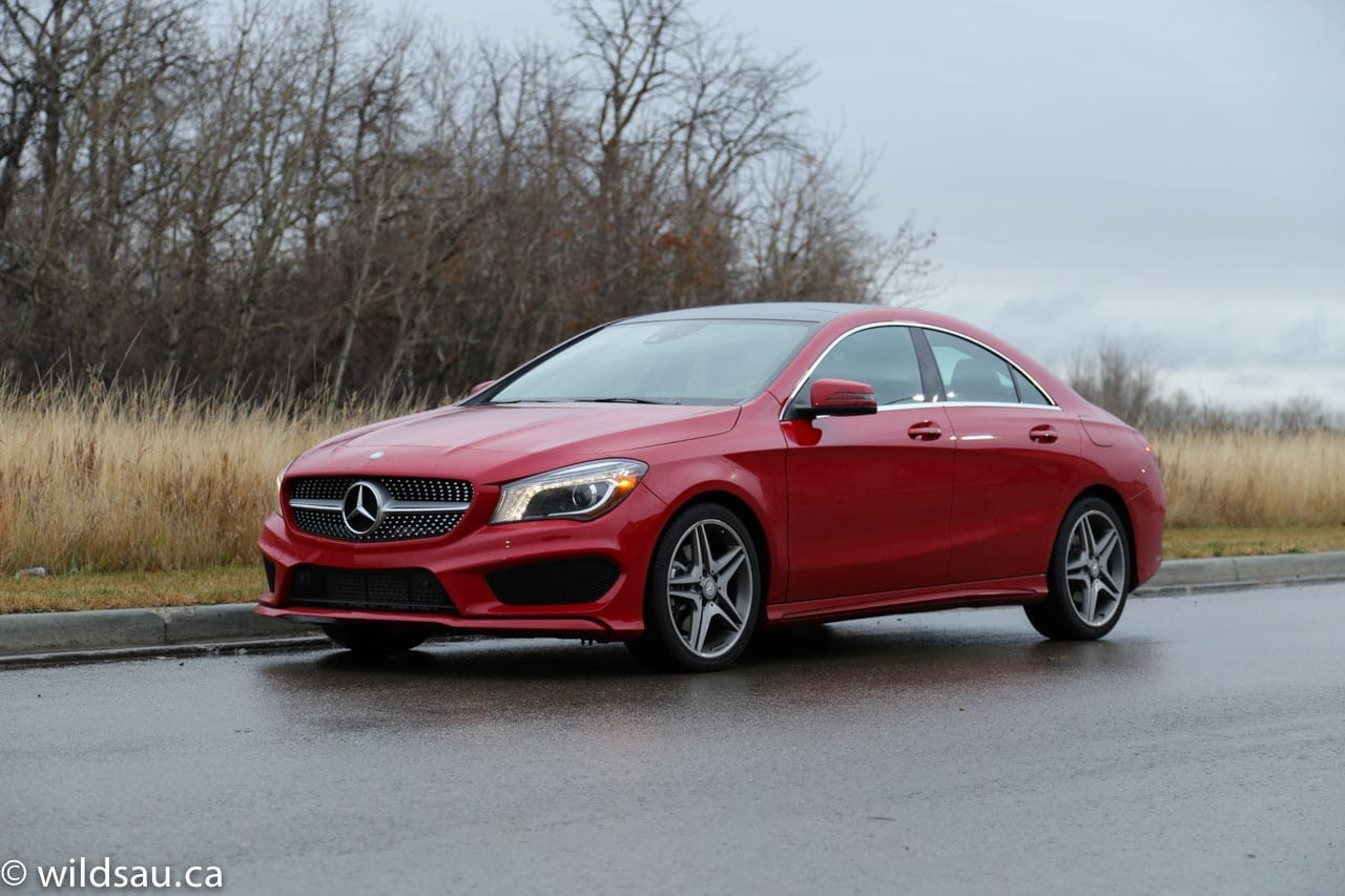 review 2015 mercedes benz cla 250 wildsau