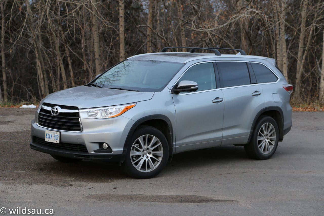 Review 2015 Toyota Highlander Wildsau Ca
