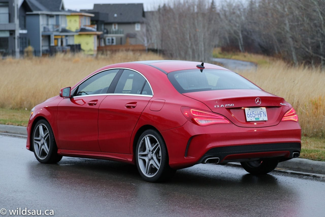 Review: 2015 Mercedes-Benz CLA 250 | Wildsau ca