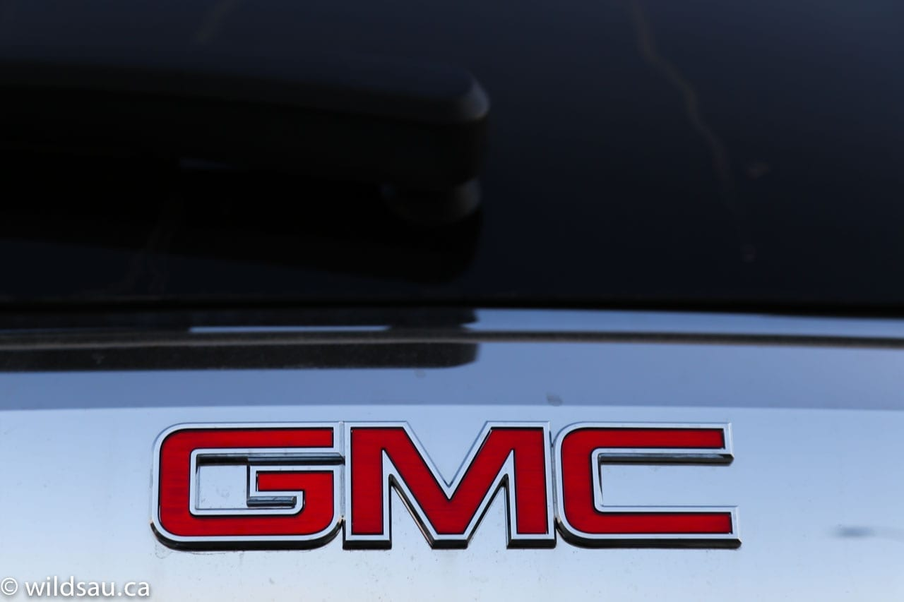 GMC close up