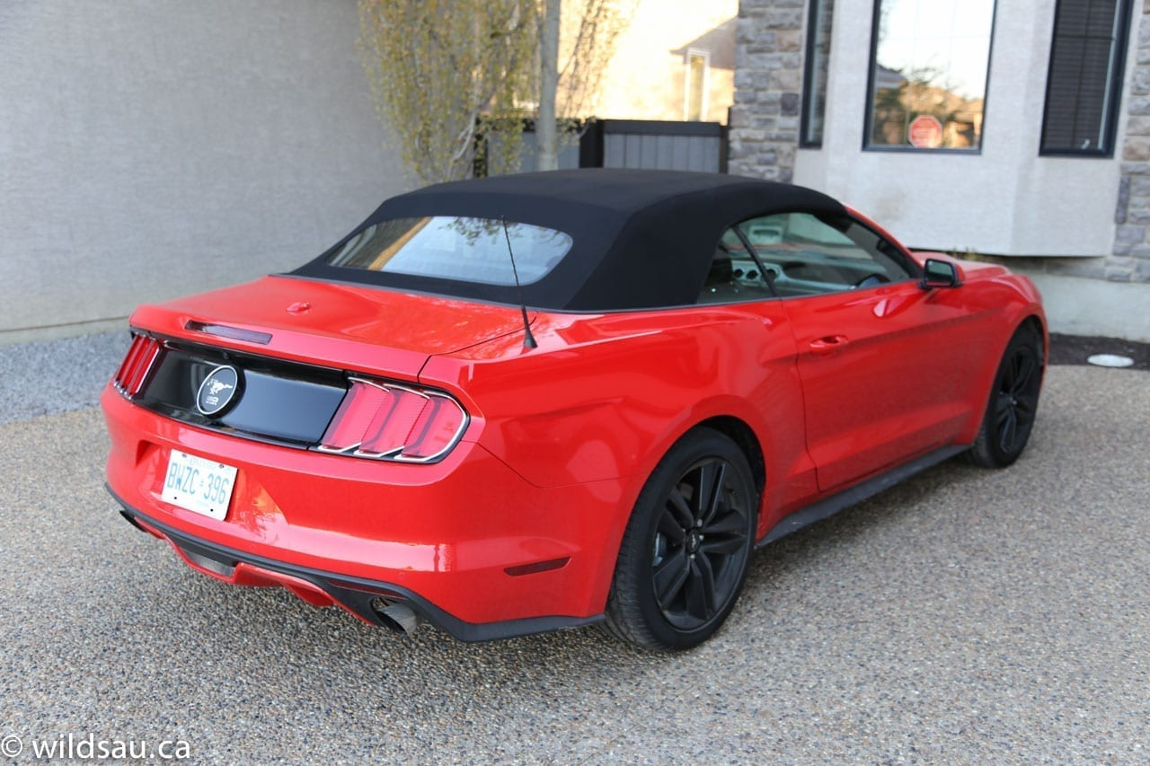 convertible rear quarter top up