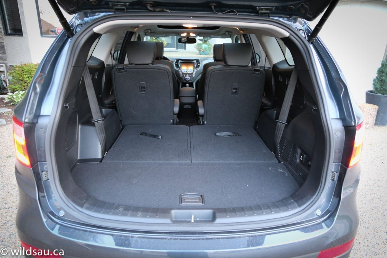 quick take 2015 hyundai santa fe xl review. Black Bedroom Furniture Sets. Home Design Ideas