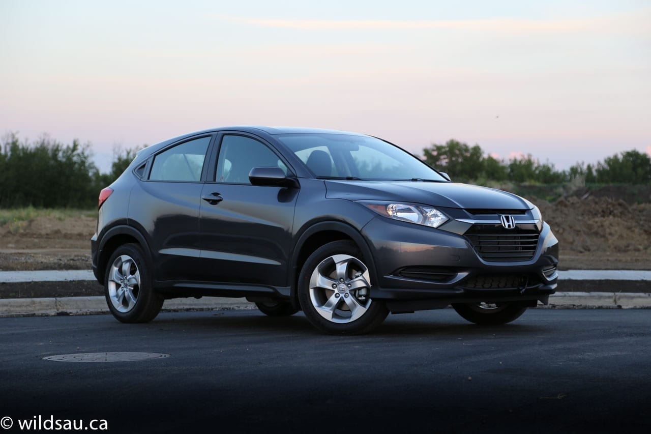 Review 2016 honda hr v wildsau for Honda hrv lease