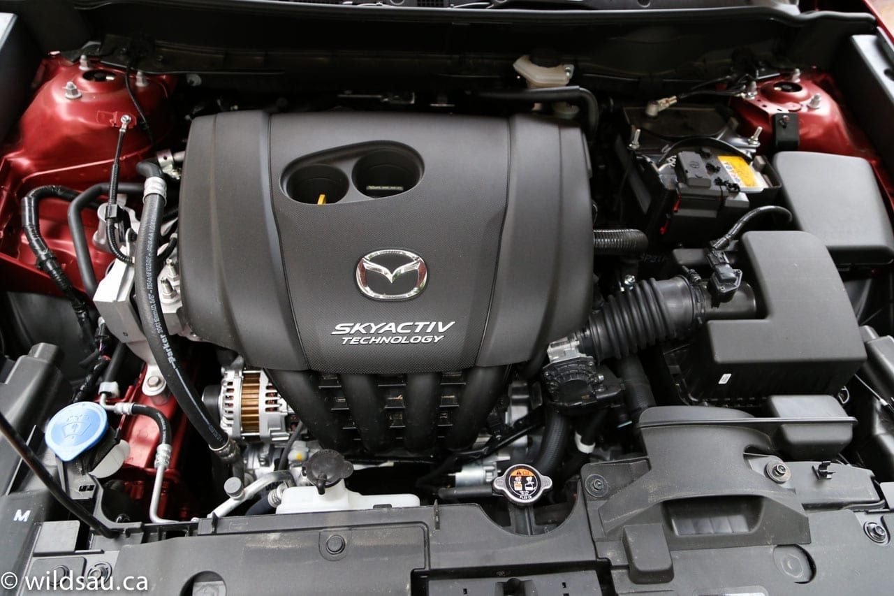 engine bay